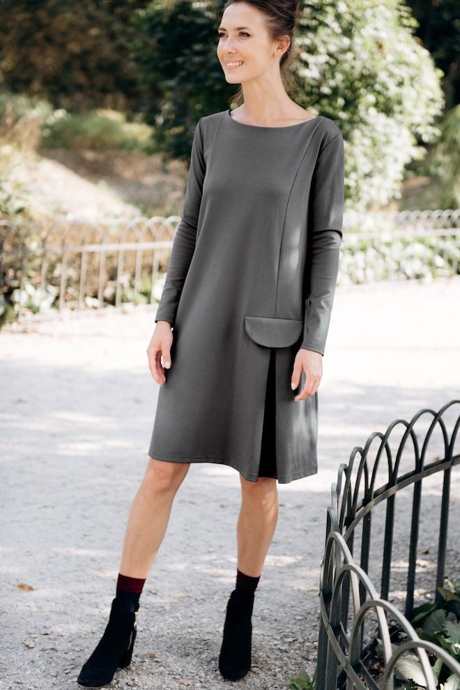 LeMuse black LOVELY dress