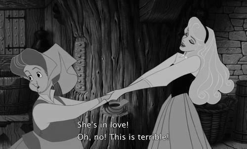 Sleeping Beauty quote