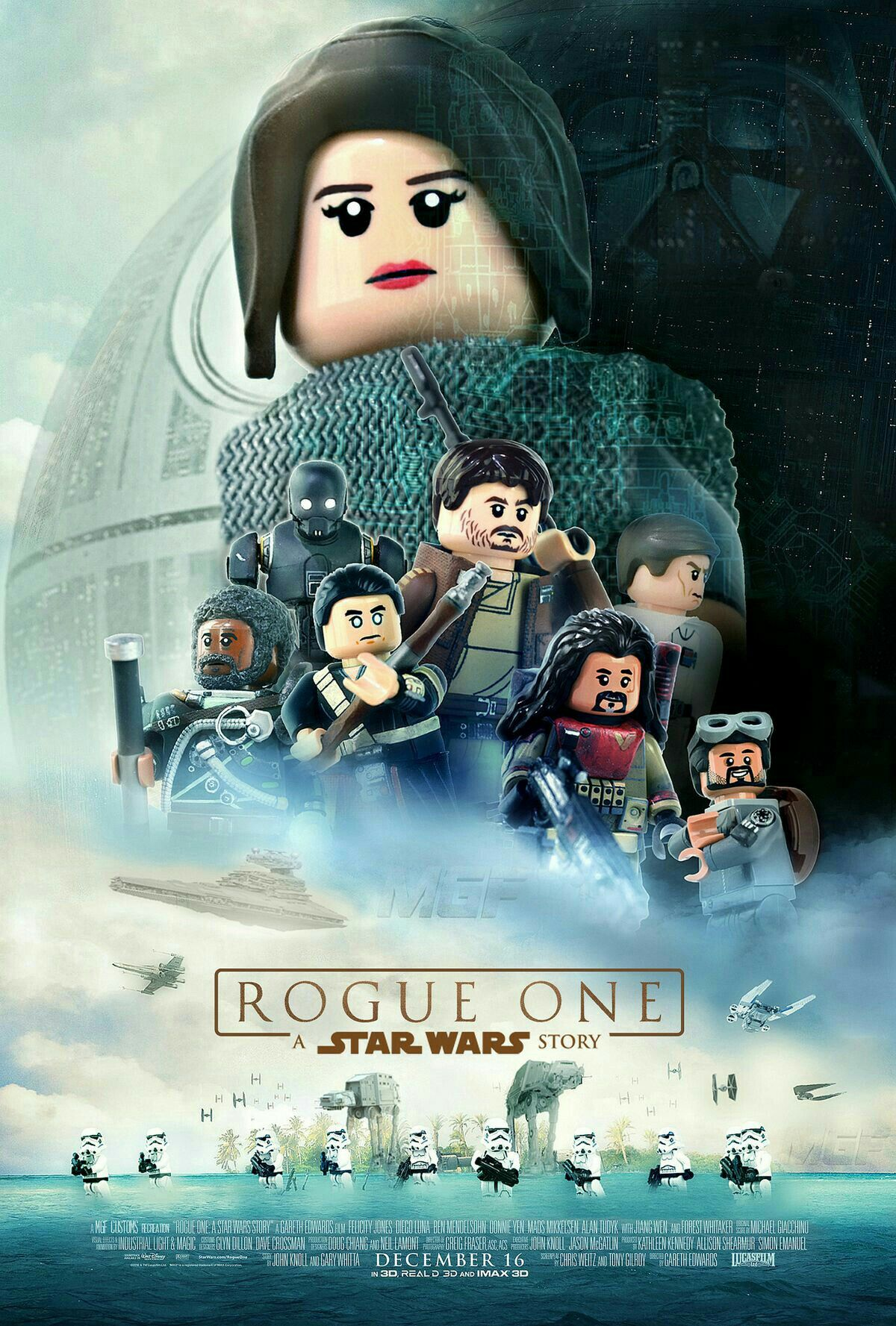LEGO 'Rogue One: A Star Wars Story
