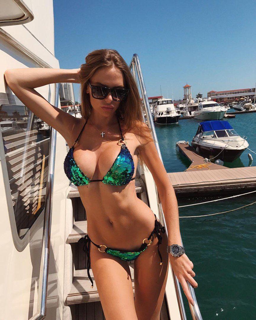 panties Bikini Anastasija Budic naked photo 2017