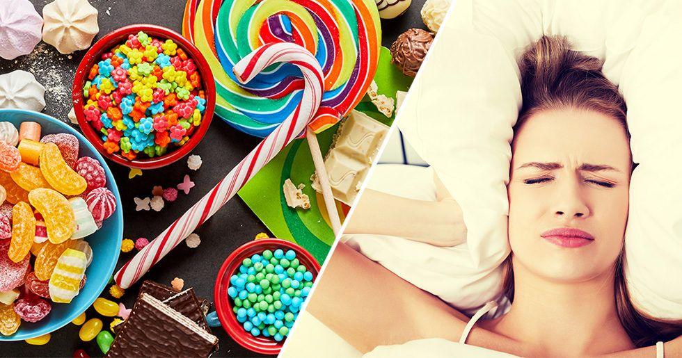 sluta äta socker