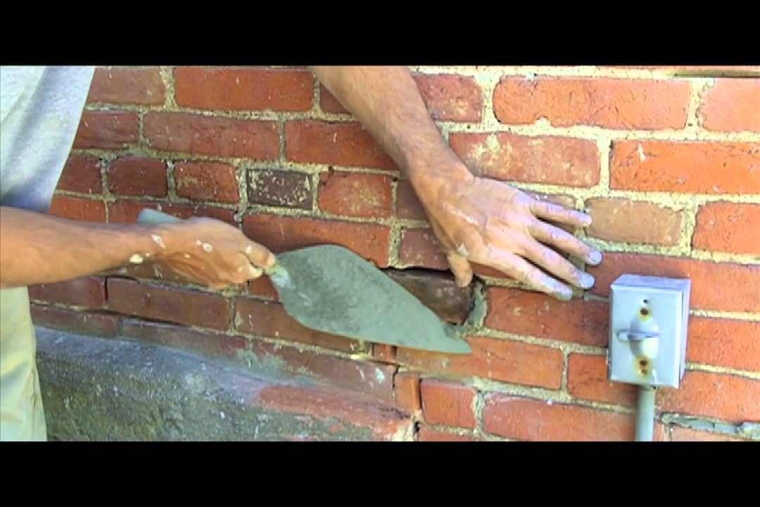 Pin On Exterior Brick Repair