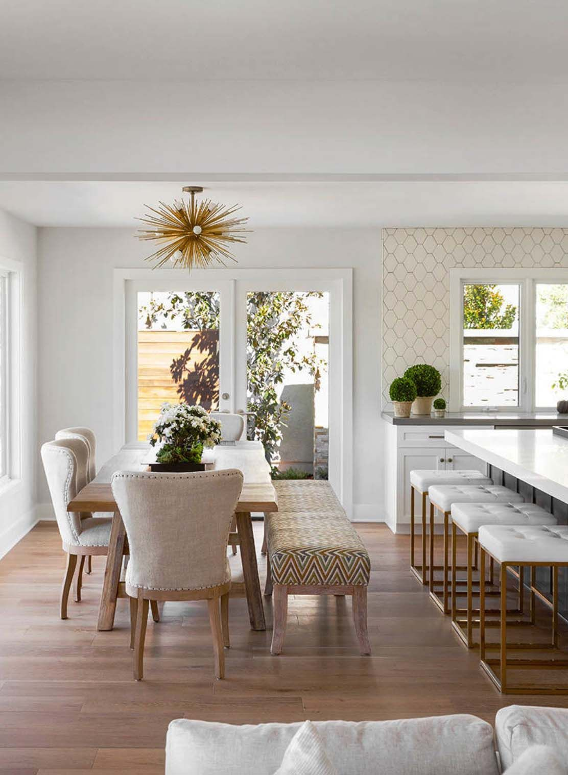 modern home dining rooms. Bright And Airy Mid-century Modern Home In Westlake Village Dining Rooms R
