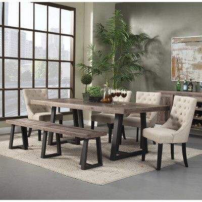 You\'ll love the Adell Dining Table at AllModern - With Great Deals ...