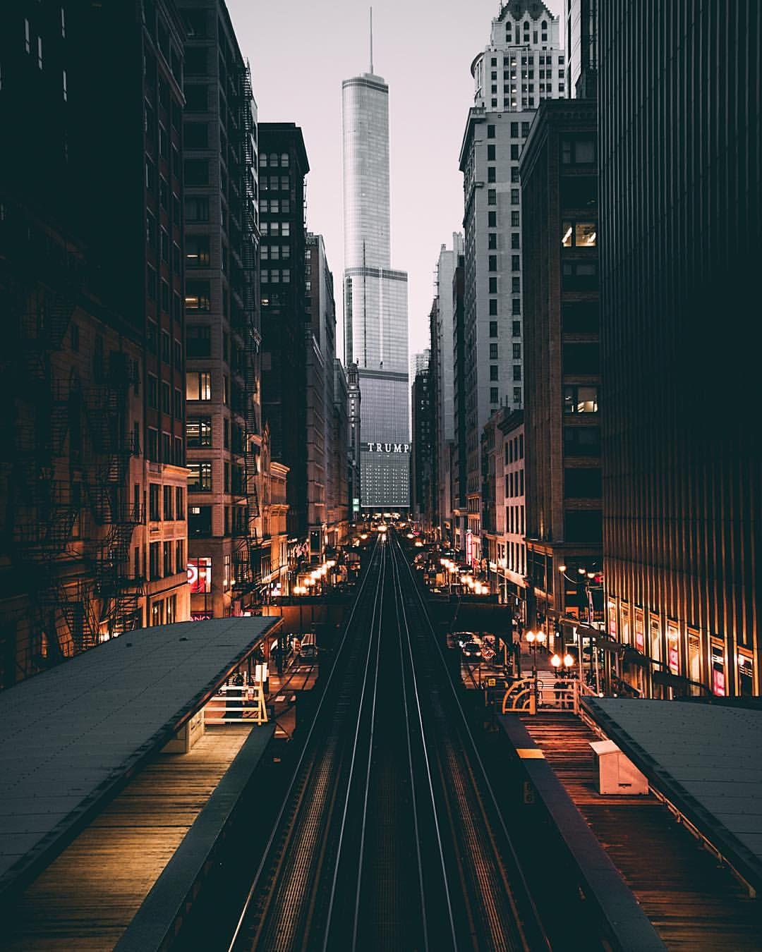 Chicago / photo by kpogphoto | Live Adventurously ...