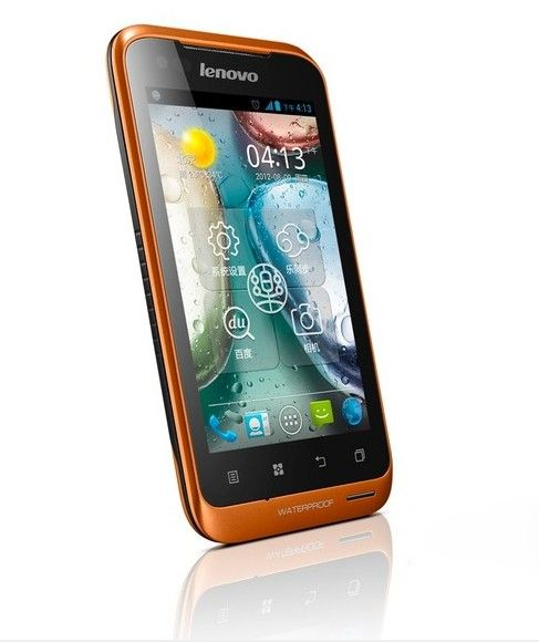 Lenovo Smart Phone A660 4.0 Inch MTK6577 Dual Core Water, Dust, Shock PROOF
