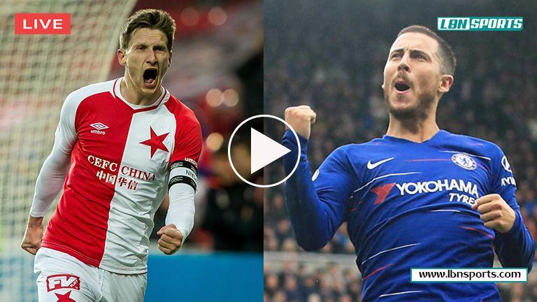 Slavia Prague vs Chelsea LIVE! Reddit Soccer Streams 11