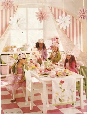 Girls Playroom Love The Checkered Pink Floor Girl Room