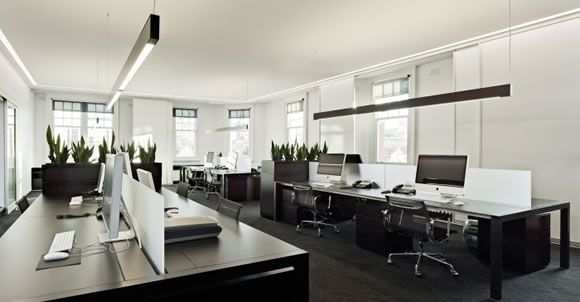 Beautiful and stylish offices offices stylish office for 10x10 office ideas