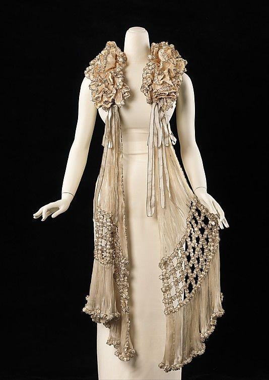 Boa, Lord and Taylor, 1895-1900, American, silk