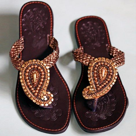 Handcrafted Sandals..Pretty