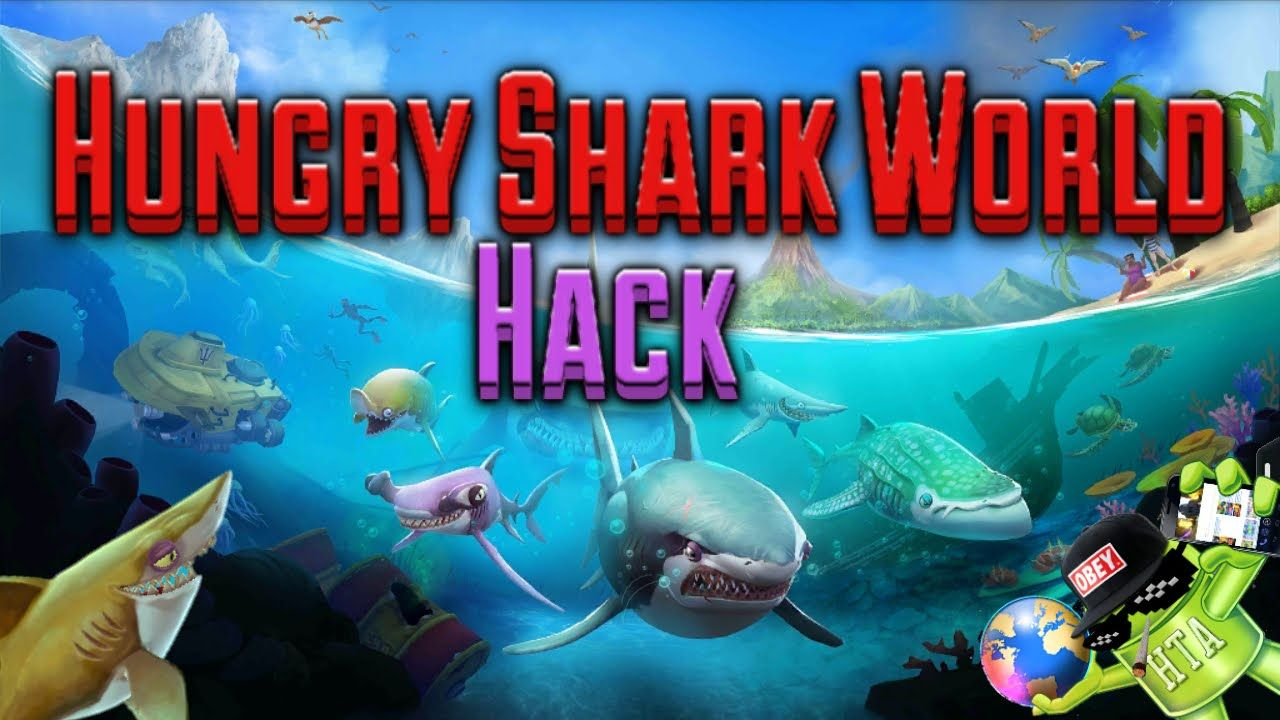 Hungry Shark Evolution Hack Tool [iOS /Android] [New Glitch