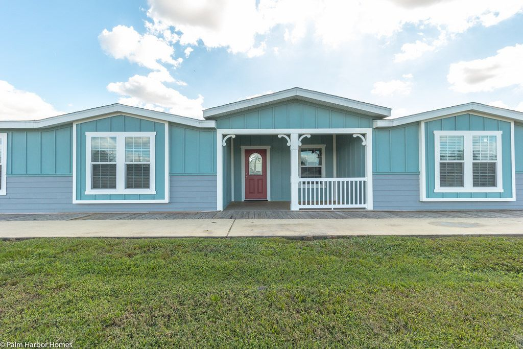 The Tradewinds Manufactured Home Or Mobile Home From Palm Harbor