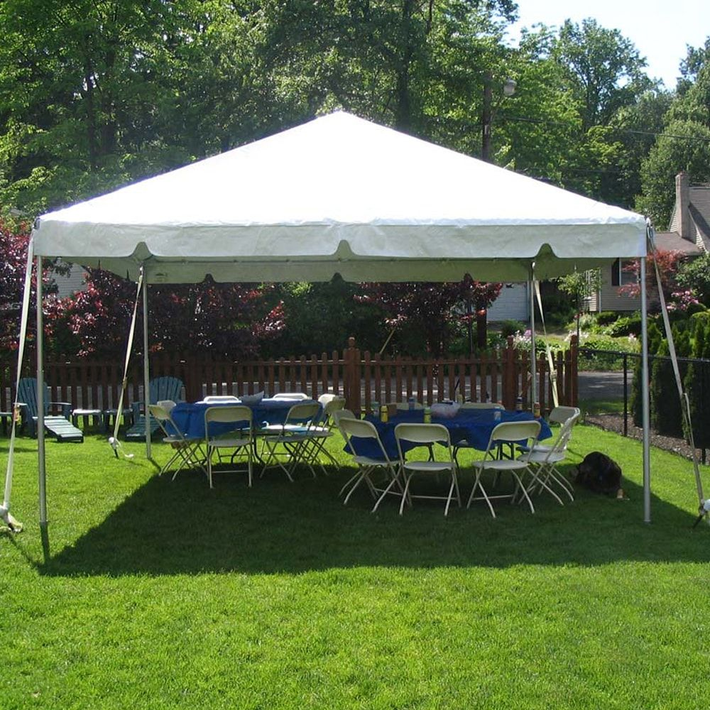 Canopy 15x15 frame type tent tent set up canopy
