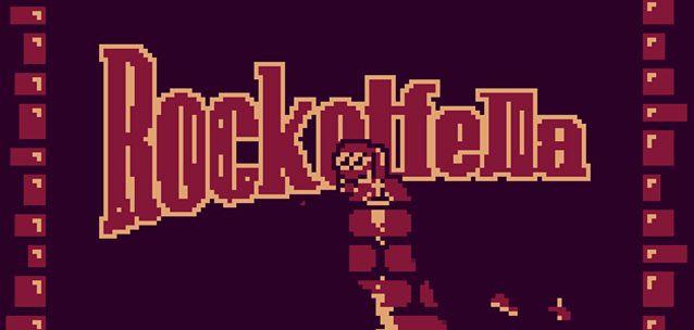 #Rocketfella – elettrizzante azione #arcade in salsa #retrò!  http://goo.gl/49z0TP  #androidgames #retrogame #indiegames #msx #playstore