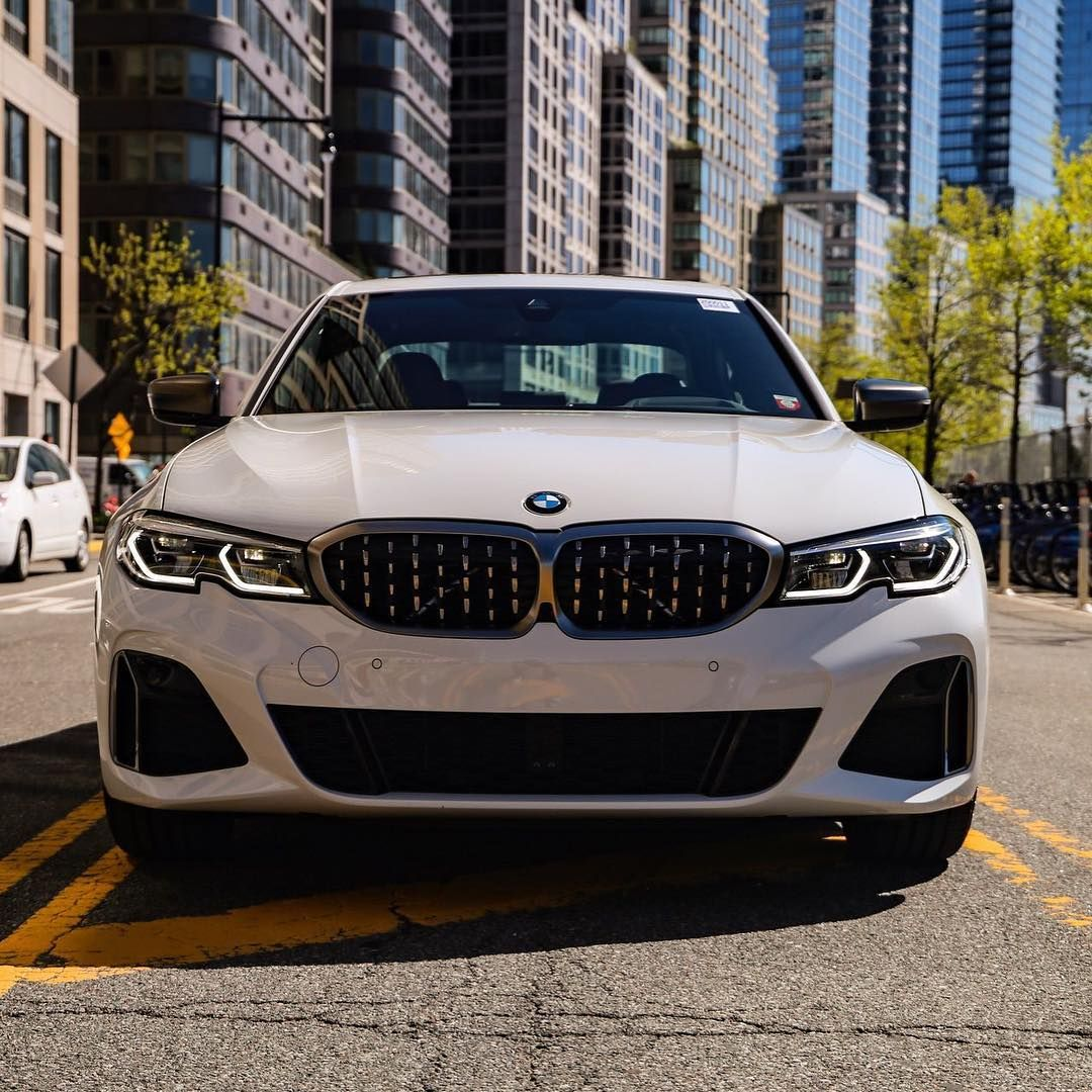 We Got You Covered More Shots Of The Bmw M340i With The Mesh Grille Do You Like This Or The Traditional Kidney Grille M340 Bmw Luxury Cars Bmw 3 Series