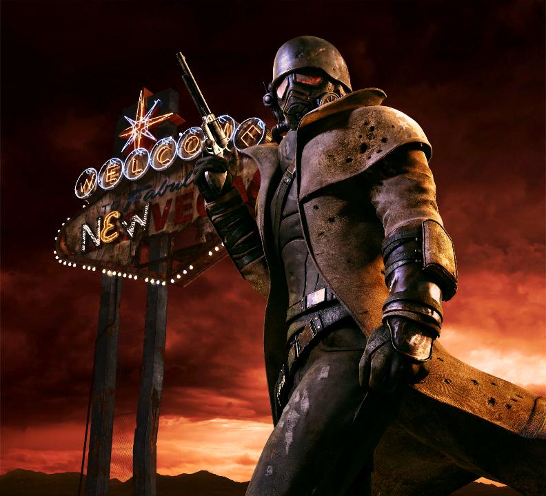 Fallout New Vegas Ncr Desert Ranger Armor 792 720 The Power