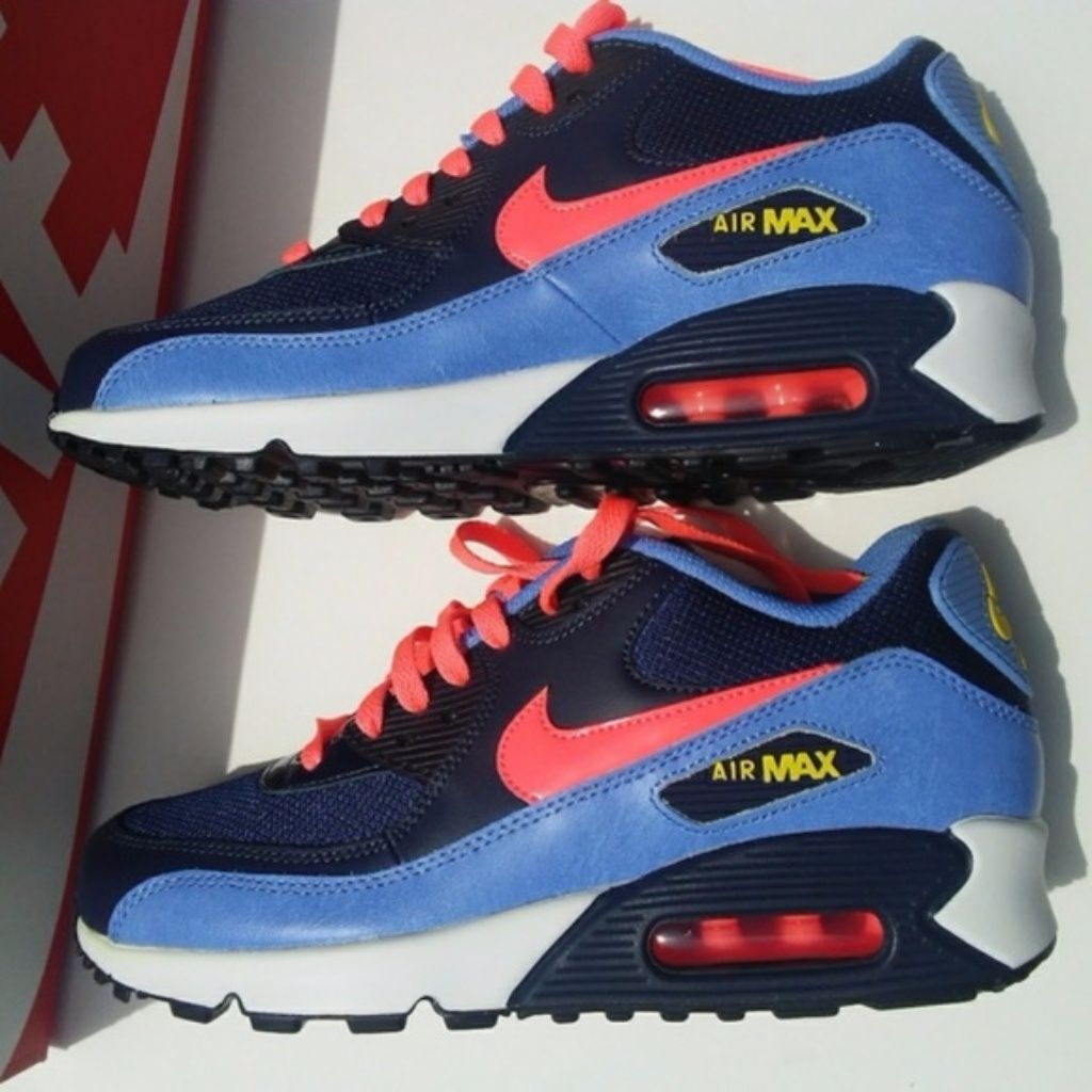 Nike Shoes | Women'Sgirls Nike Air Max 90( Size 6.5y8