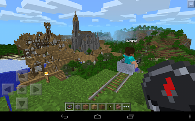 download minecraft pe free apk android