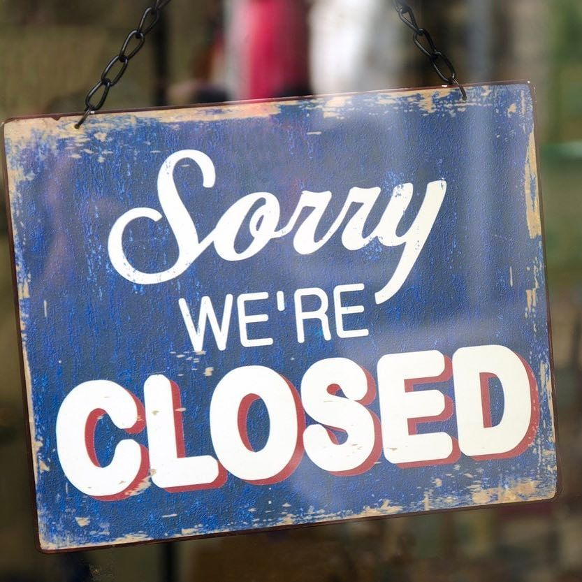 Due to adverse weather all our offices will be closed