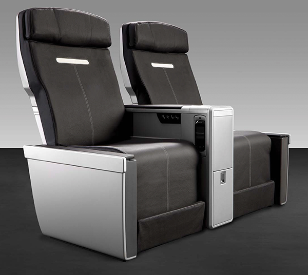 MiQ Universal Design Business Class Aircraft Seat | Transportation ...