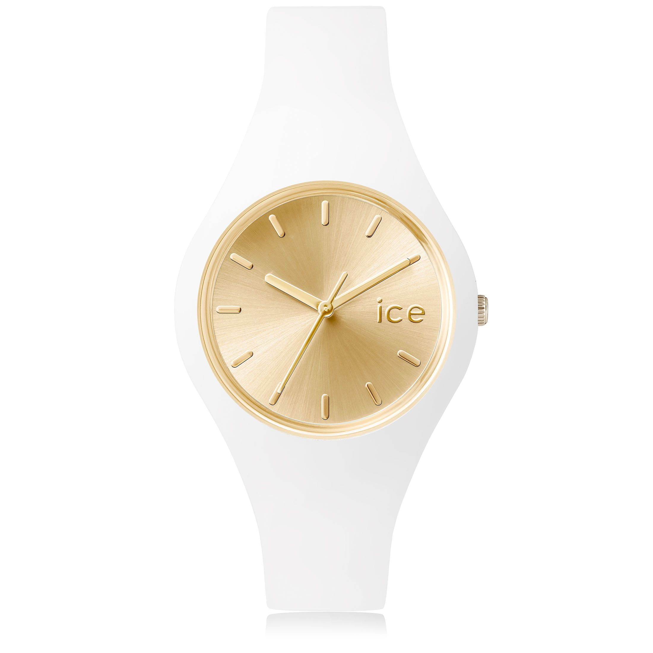 34fa02c3544d8 Montre Ice-Watch ICE chic - blanches - Moyenne | Accessori | Montre ...