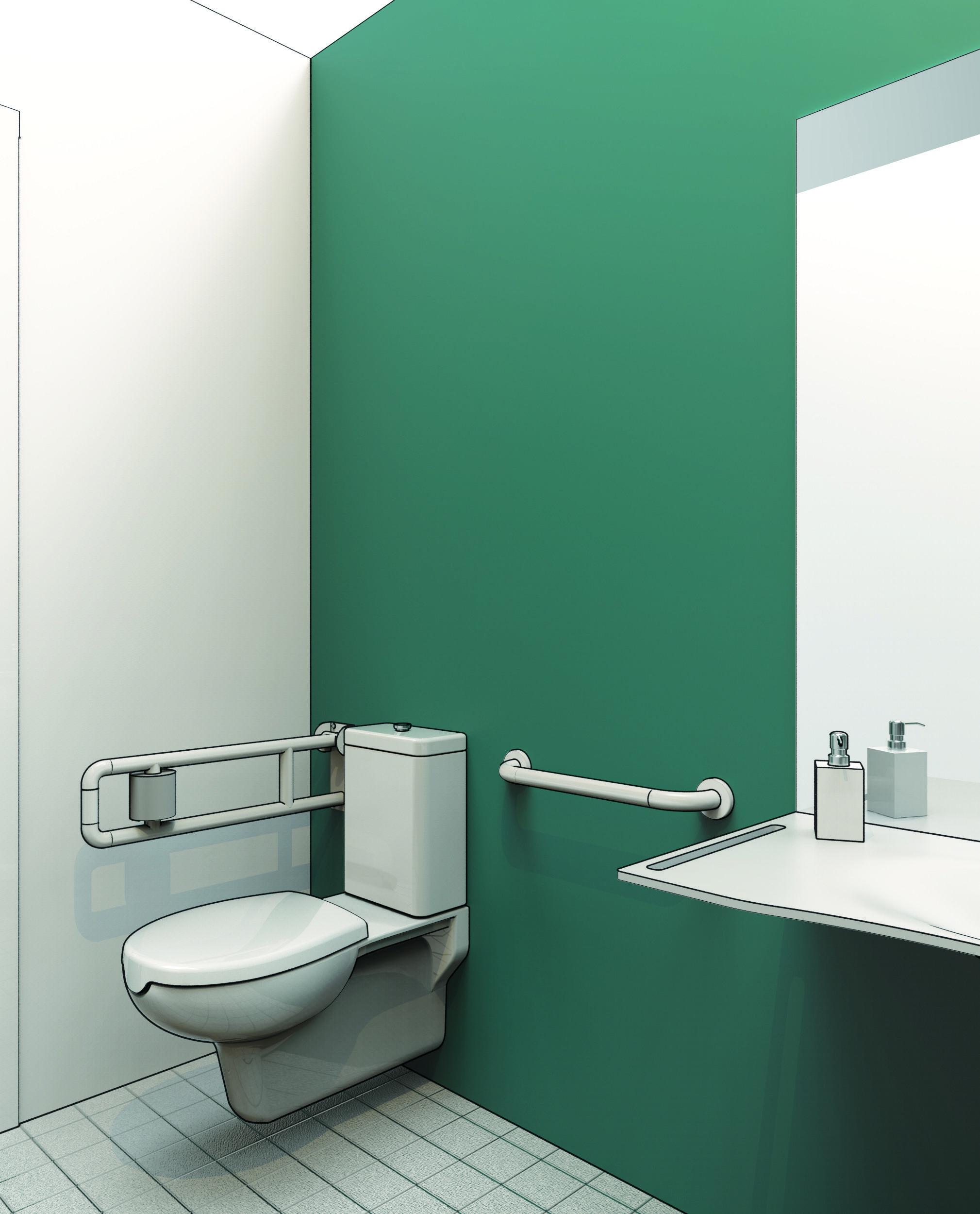 I #sanitari #bagno e gli #ausili per #disabili sono progettati e ...