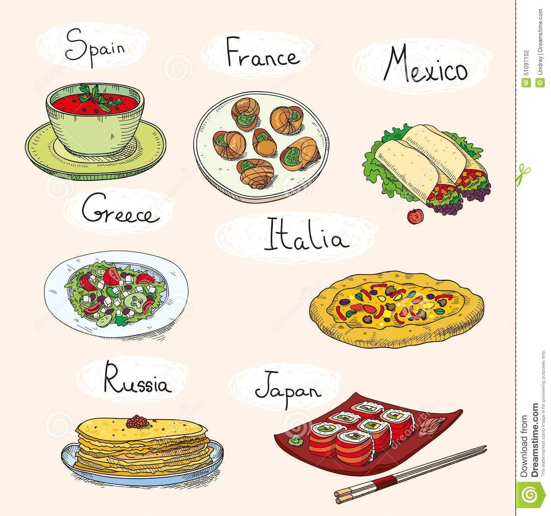 Favorite International Cuisine Ideas
