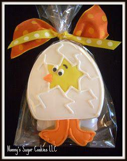 Nanny's Sugar Cookies LLC: Easter