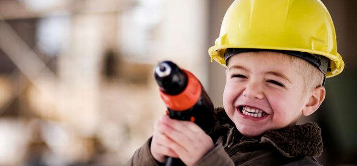 ¿Cómo los niños utilizan la curiosidad para emprender?