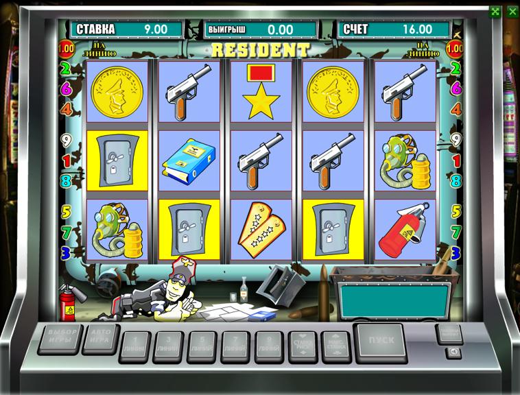 сложные игровые автоматы