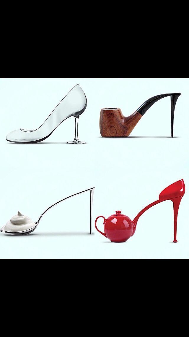 High heels seats. Harris Jusovic.