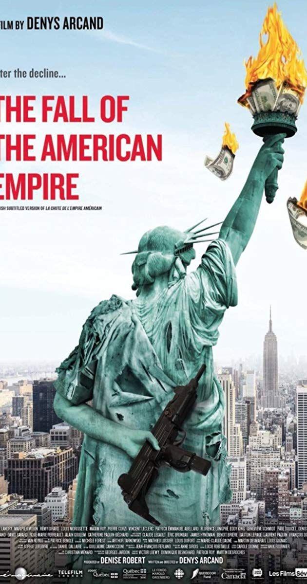 La Chute de l'Empire Américain (Canada, 2018 / English