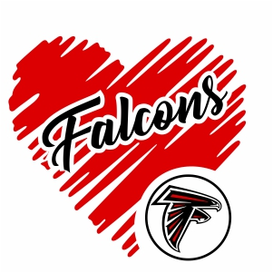 Atlanta Falcons Logo Svg File Available For Instant Download Online In The Form Of Jpg Png Svg Cdr Ai In 2020 Atlanta Falcons Logo Falcon Logo Atlanta Falcons Svg