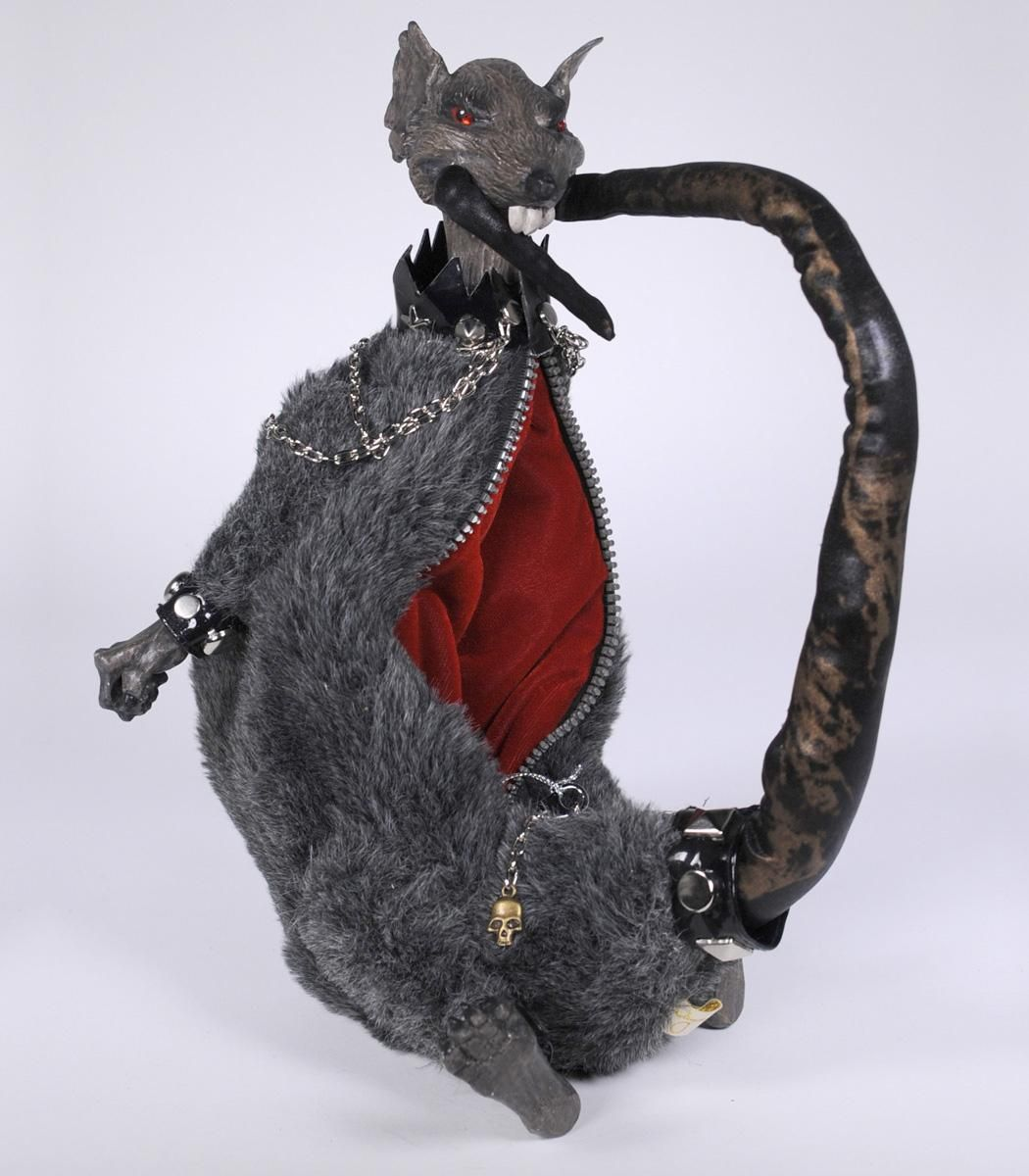 bite me rat handbag katherines collection halloween - Halloween Handbag