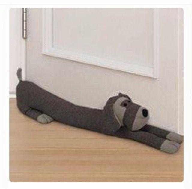 doorstop | DIY juguetes esculturas y muñecos ✿ DIY toys sculptures ...