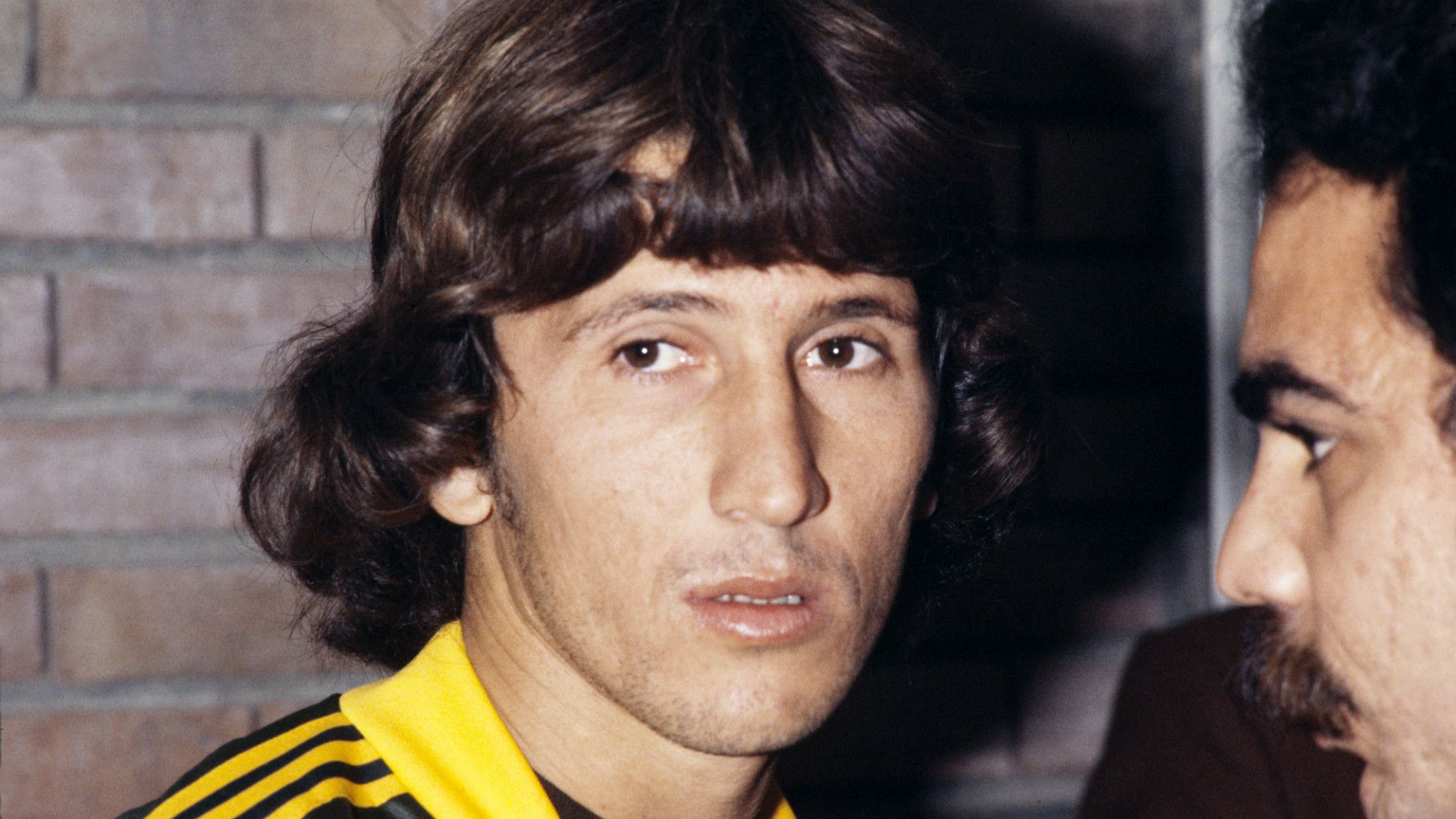 Flamengo and Brazil midfielder Zico pictured in 1978.