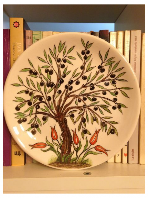 Ini Zeytin A Ac Tabak 2 My Work Ceramic Art Ceramic Art Ideas Ceramic Art Painting Ceramic A In 2020 Ceramic Painting Porcelain Painting Pottery Painting