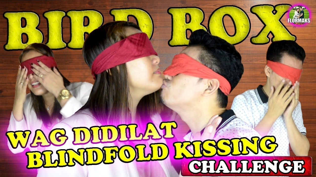 Blindfold Kissing Challenge Bird Box Ang Dahilan Vlog 49