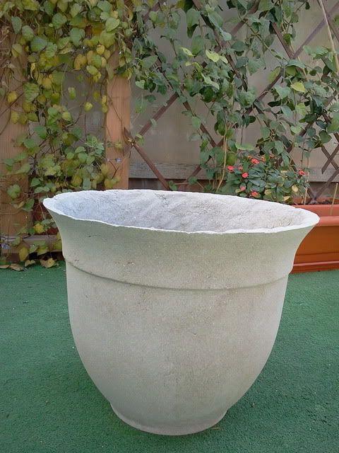اصنع الأصص الكونكريتية بنفسك Beautiful Gardens Planter Pots Planters