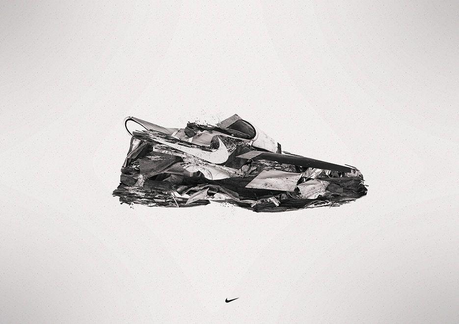 regla con tiempo delicado  Nike Environment Protection by dr4oz.deviantart.com | Nike ad, Nike shoes  women, Roshes
