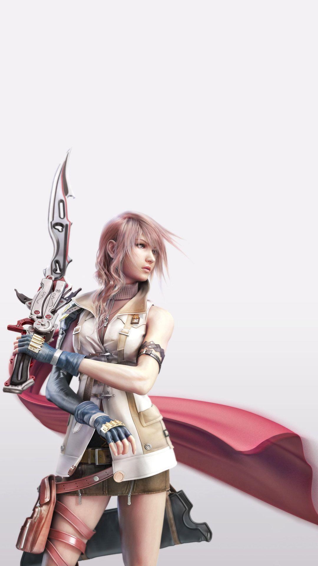 Final Fantasy XIII Lightning Wallpaper by DaRkLmX ...