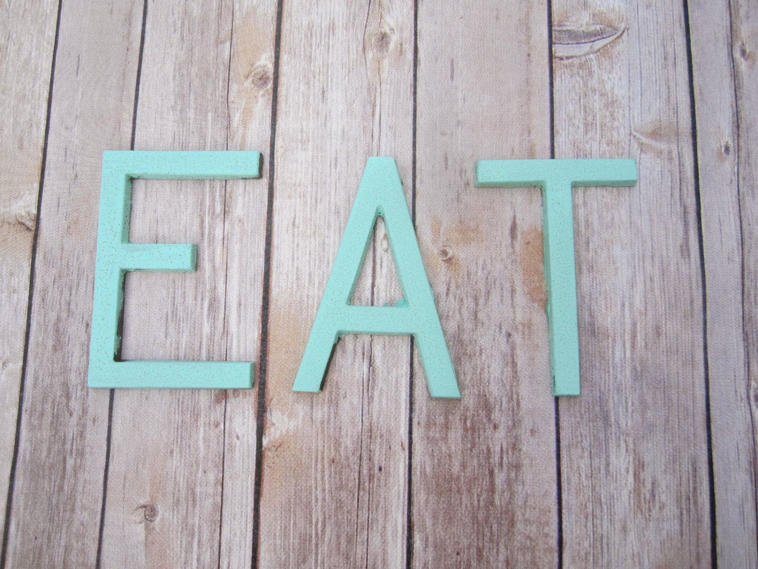 Eat Sign Wall Decor | Decorative Design