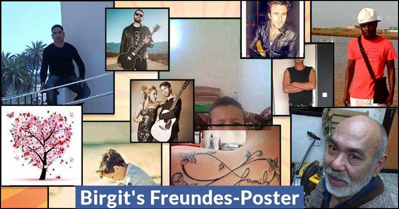 Erstelle Dein Freundes-Poster mit 11 Freunden! Hier klicken.