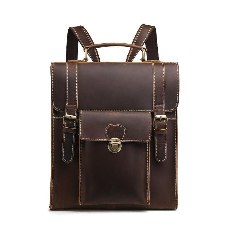 Suitable for 15 Inch Computers Briefcases Sunsetmens and Womens Computer Bags Shoulder Bags Handbags
