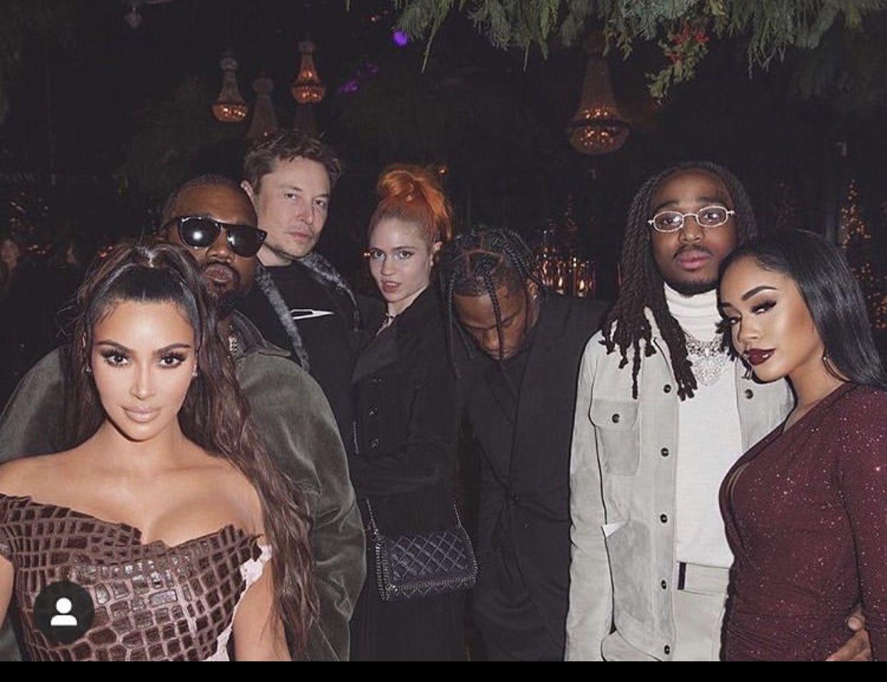 Elon Musk Pics Gifs Videos In 2020 Kim Kardashian Glamorous Christmas Icy Girl