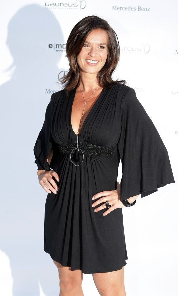 witt women Katarina witt in june, 2008 (getty images)katarina witt's competitive olympic days are all done, but when people think of athletes (and especially olympians) who have graced the pages of playboy ma.