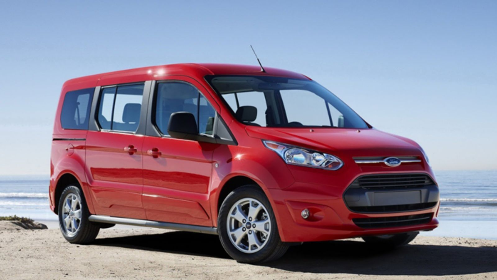Ford Transit Connect Offers Class Leading Practicality Ford