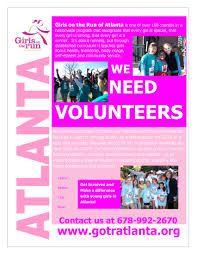image result for volunteer flyer templates