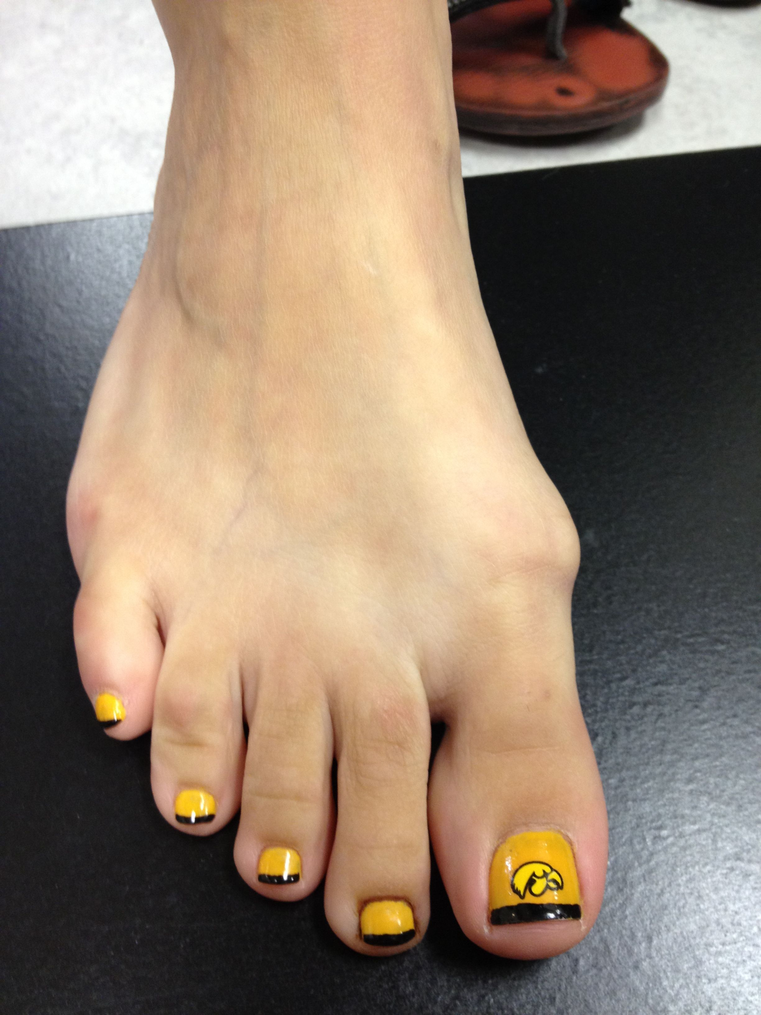 HAWKEYE PEDICURE available at City Looks Salon and Spa - Cedar ...